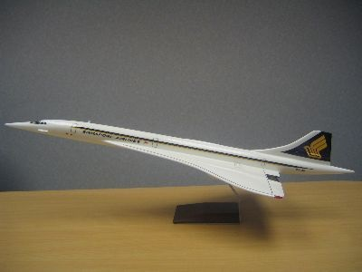 Westway 1/72 Singapore Airlines