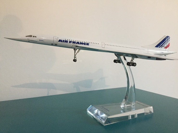 Concorde Air France 1/200