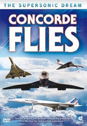 """The supersonic dream Concorde Flies"""