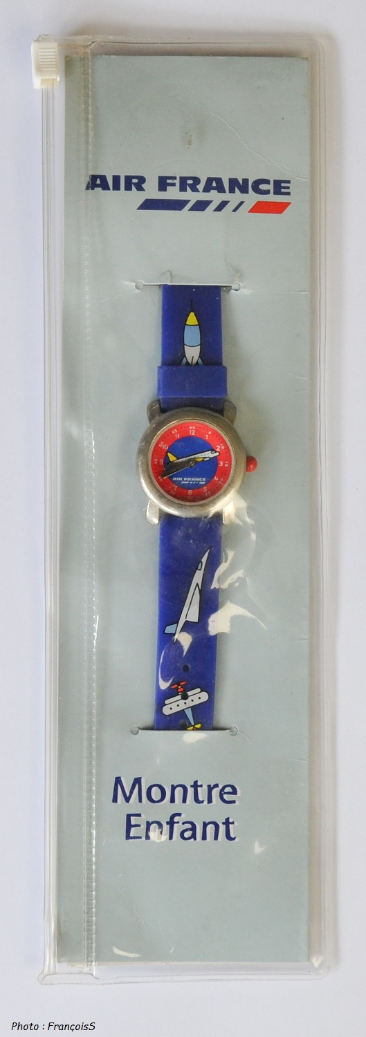 Montre Air France enfant