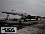 Photo Airport 80 Concorde - grand format