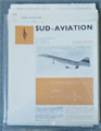 Brochures Sud Aviation